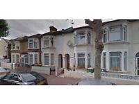 Large 3 bedroom house available in East Ham *UNDER REFERBISHMENT* *PART DSS WELCOME*