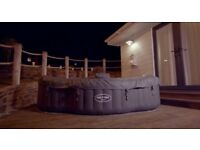 Lay-Z Spa Siena AirJet hot tub spa - new in the box
