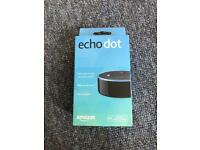 Amazon echo dot brand new