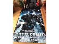 Massive Film Poster (Cinema Promotion Poster)