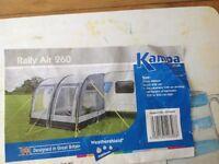 Kamper Rally Air 260 caravan awning