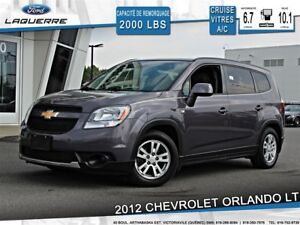2012 Chevrolet Orlando LT**7 PASSAGERS*CRUISE*A/C**