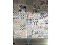 Batik Wall Tiles