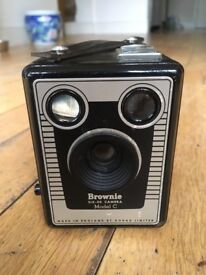 Kodak Brownie Model Six-20 C (1953-1957)
