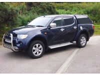 MITSUBISHI L200 2.5 TD Animal 4x4 CREW CAB PICK UP WITH TOWBAR