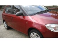 2007 Skoda Fabia 5 door hatchback. Good condition, 2 owners.