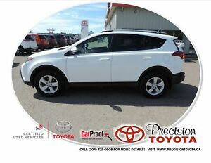 2013 Toyota RAV4 XLE Local One Owner, Heated Seats, Backup Ca...