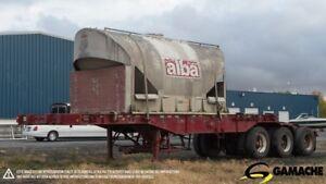 1990 FRUHAUFF trailer