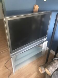 Sony 40 inch vega hd rear projection