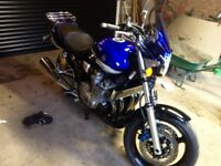 XJR1300 for sale blue