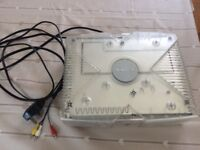 X box and 2 controllers - spares/ repairs