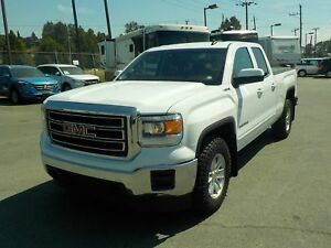 2014 GMC Sierra 1500 SLE Extended Cab 4WD