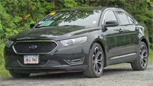 2015 Ford Taurus SHO (Very Rare Car!)