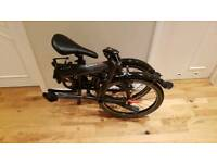 Tern folding bike like brompton dahon