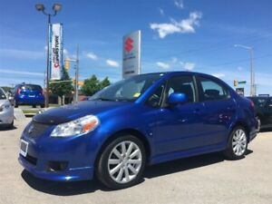 2012 Suzuki SX4 ~Heated Seats ~Alloy Wheel ~Solid Powertrain