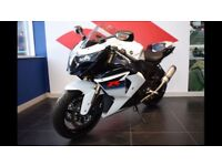 Low mileage, immaculate condition gsxr 1000
