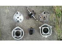 Aprilia rs 50 &125 parts