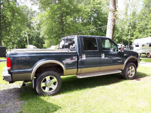 2006 Ford F-350 King Ranch Pickup