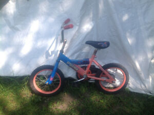 30$ kinds Spider-Man bike