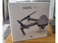 DJI Mavic Pro Quadcopter Drone - 4K - BRAND NEW -- FULL WARRANTY - BELFAST