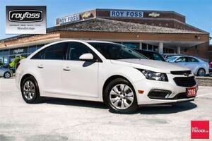 2016 Chevrolet Cruze LT. TOUCH SCREEN. BACKUP CAM. FUEL EFFICIEN