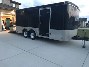 Enclosed Trailer 16x8
