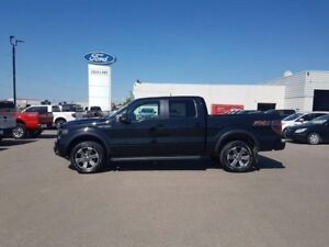 2013 Ford F-150 FX4, NAVIGATION, HEATED/COOLED FRONT SEATS, HID