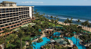 Marriott Maui Ocean Club, Original Towers and Lahaina & Napili T