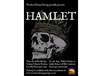 Hamlet - Walled Gardens @ Sudley House - Saturday