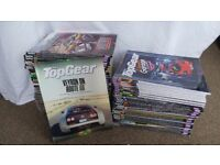 62 Top Gear Magazines with 5 Extra Freebies
