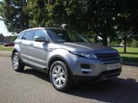 Land Rover Range Rover Evoque 2.2 SD4 Pure TECH Auto, Grey, Sat Nav+Pan Roof,