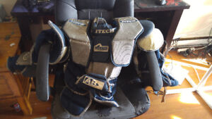 Itech zone layer Goalie chest protector
