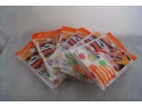 6 X Brand new Vacuum bags - great for going on holiday