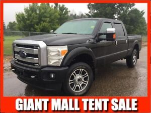 2014 Ford F-350 CrewCab 4x4 PLATINUM