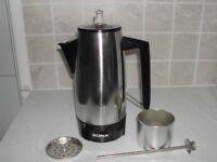 Sona Stainless Steel Coffee Percolator