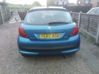Peugeot 207 great condition