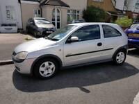 Vauxhall Corsa 1.4 Auto 2002 Low Mileage,11 Months Mot