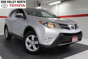2013 Toyota RAV4 XLE AWD Sunroof Btooth USB AUX BU Camera Cruise
