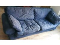 3 seater sofa with FREE delivery