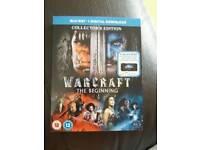 Warcraft Blu-ray