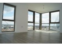 Luxury 2Bed 2Bath 9th Floor Apartment with Gym and Concierge, mins from Wembley Park Station+Stadium