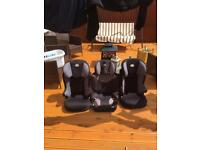 Car seats xthree