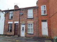 Character terraced house - Uphill Lincoln - two double bedrooms