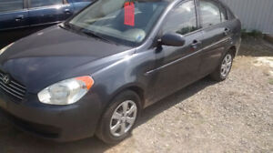 2010 Hyundai Accent GL Sedan GAS SAVER ICE COLD AIR