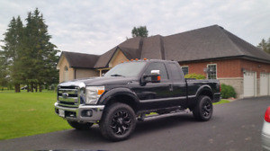 2011 Ford F250 Superduty