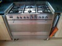 Elba excellence Range Gas cooker