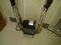 Monsoon Shower pump/Water pump/Hotwater pump