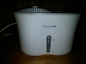 Humidificateur Honeywell vapeur froide