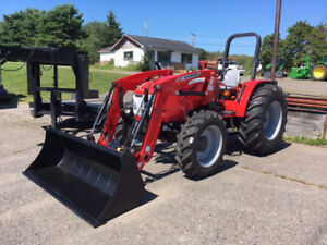 SPECIAL - McCormick 61 PTO Hp Tractor - SPECIAL - $599/Month