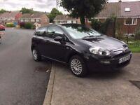 Fiat Punto Evo 1.4 2011 - 3 door in Black